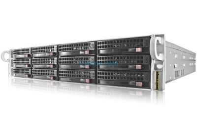 Performance iSCSI SAN Server - 96TB-front