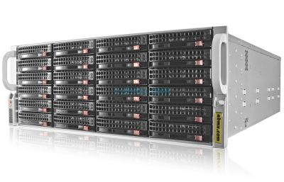 Performance iSCSI SAN Server - 192TB-front
