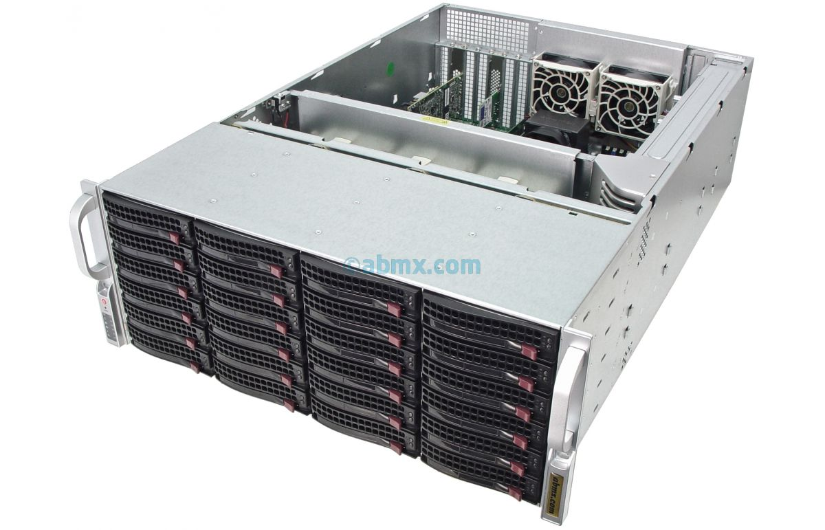 Performance iSCSI SAN Server - 192TB-5