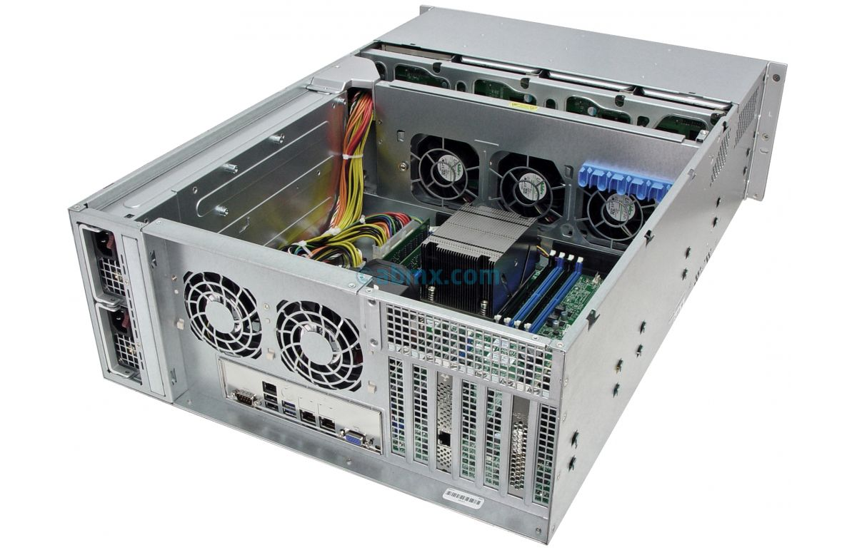 Performance iSCSI SAN Server - 192TB-6