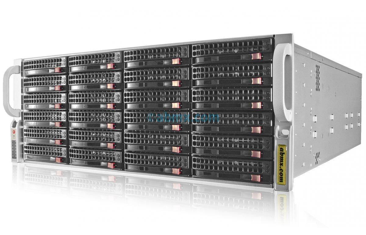 Performance iSCSI SAN Server - 288TB-1