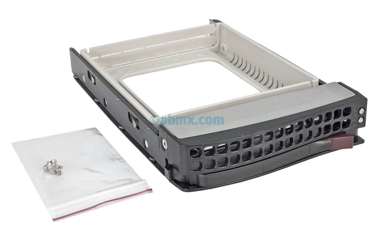 Hot-swappable 3.5-inch HDD Tray (MCP-220-00075-0B)-1