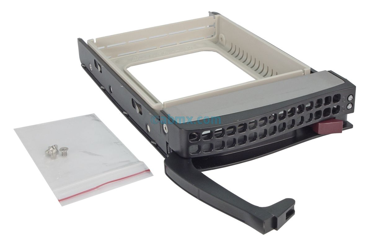 Hot-swappable 3.5-inch HDD Tray (MCP-220-00075-0B)-2