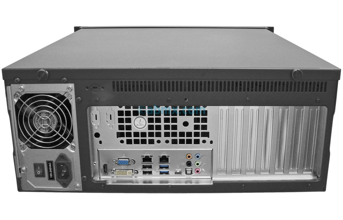 4U Video Server - GPU / Digital Signage Player-3