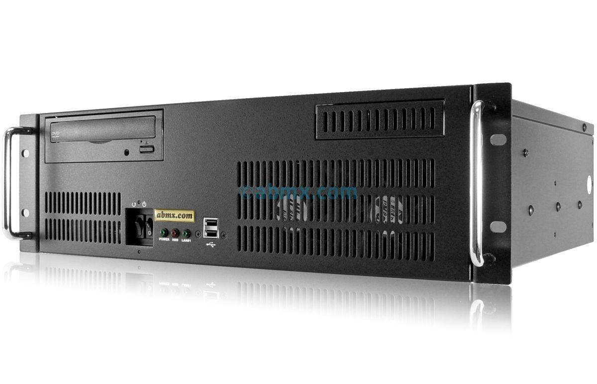 3U Video Server - GPU / Digital Signage Player-1