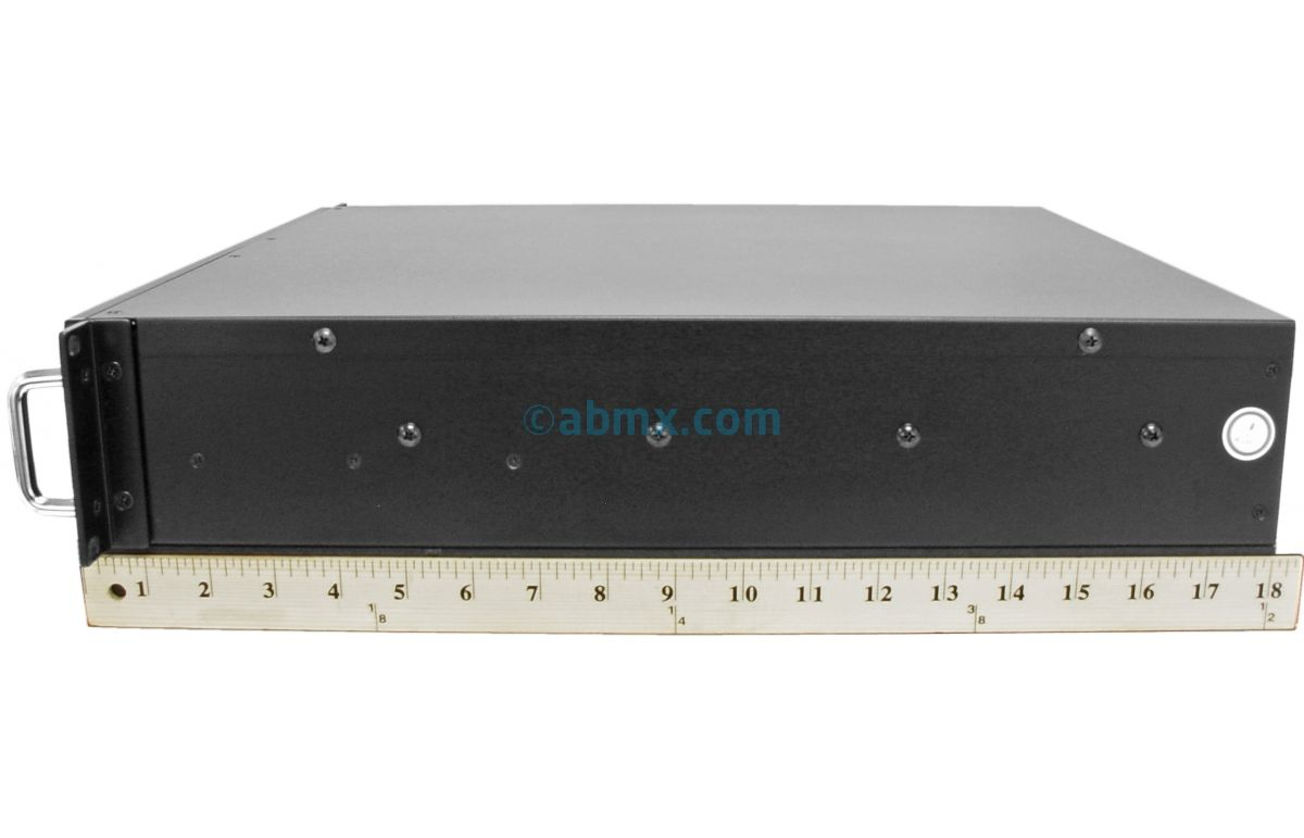 2U Mini Server - Up to 4 Fixed Bays-4