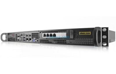 1U Mini Server - 2 Fixed Bays - Front I/O-front
