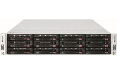 2U Twin Server (2-in-1 Server) - Dual Xeon Per Node - VMware Certified-front