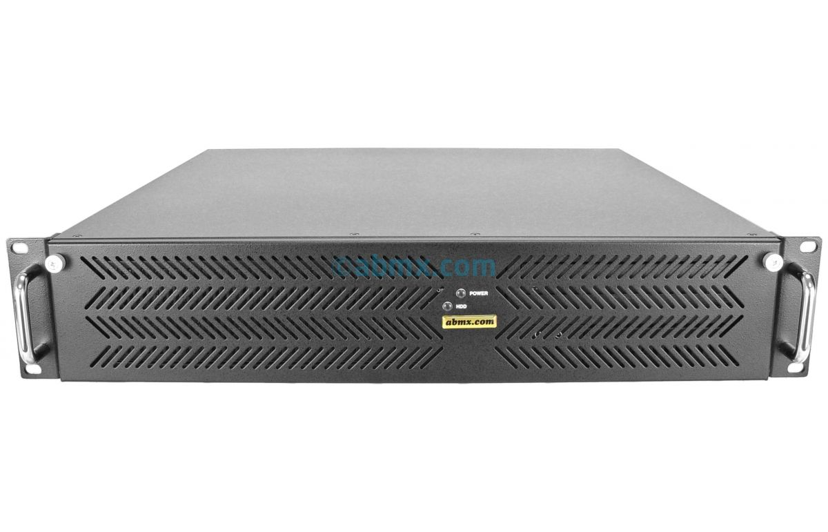 2U Mini Server - Up to 4 Fixed Bays-2
