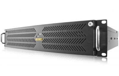 2U Mini Server - Up to 4 Fixed Bays-front