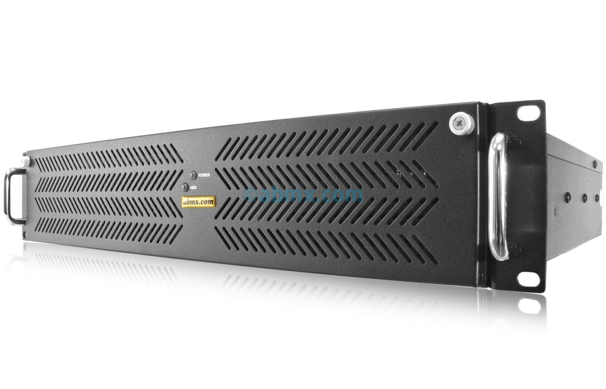 2U Mini Server - Xeon Scalable - Up to 4 Fixed Bays-1
