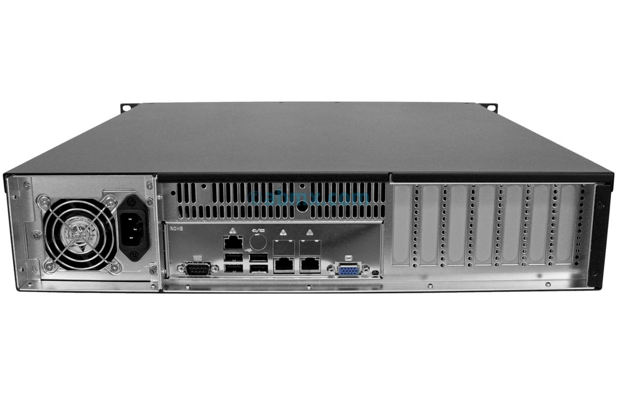 2U Mini Server - Xeon Scalable - Up to 4 Fixed Bays-3