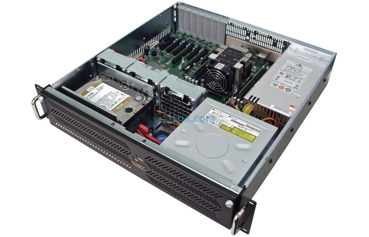 2U Mini Server - Xeon Scalable - Up to 4 Fixed Bays-5