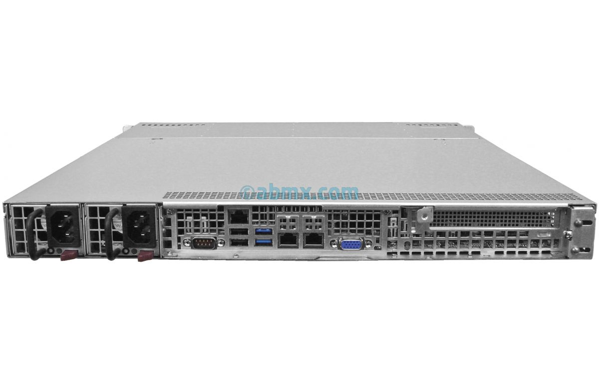 1U Rackmount Server - AMD EPYC - 4 Hot-Swap Bays-3