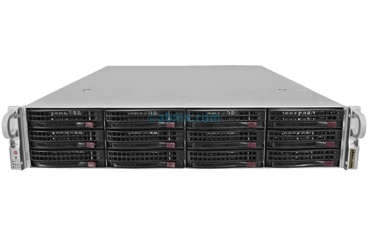 Performance NAS Server - Dual Xeon Scalable-2