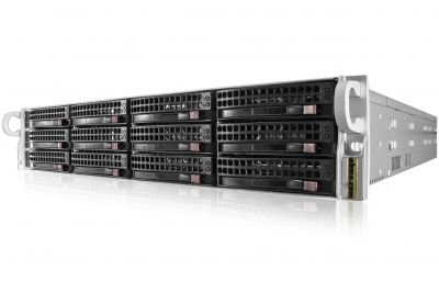 High Performance NAS Server (Up to 168TB)-front