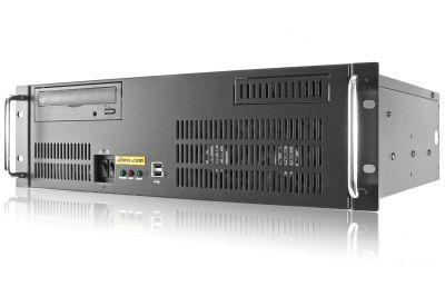 3U Rack Server - Dual Xeon Scalable-front