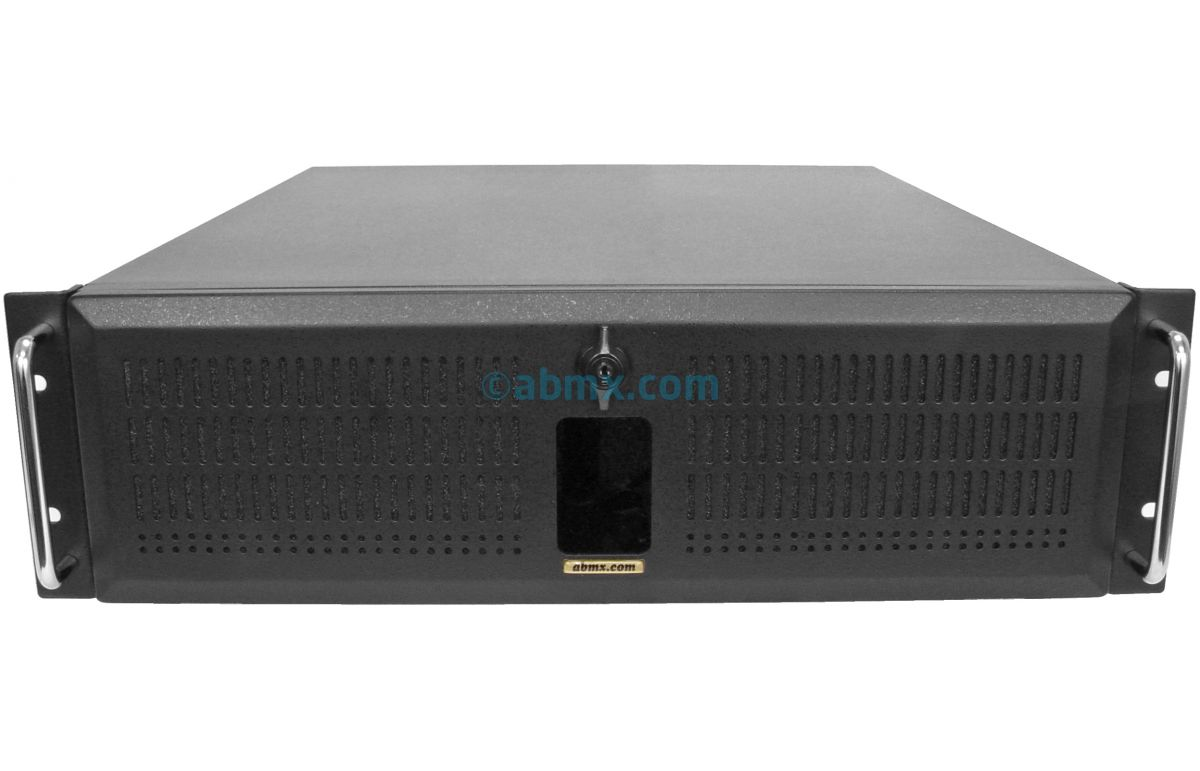 3U Rack Server - Dual Xeon Scalable - Up to 8 HDD-2