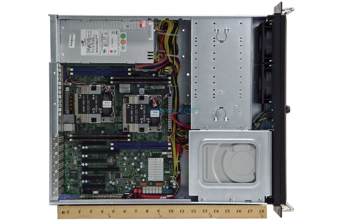 3U Rack Server - Dual Xeon Scalable - Up to 8 HDD-7
