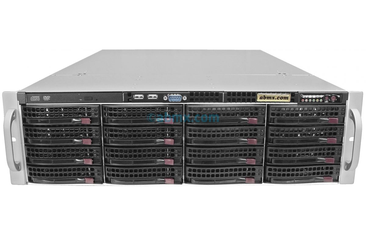 192TB Performance NAS Server - Dual Xeon Scalable-2