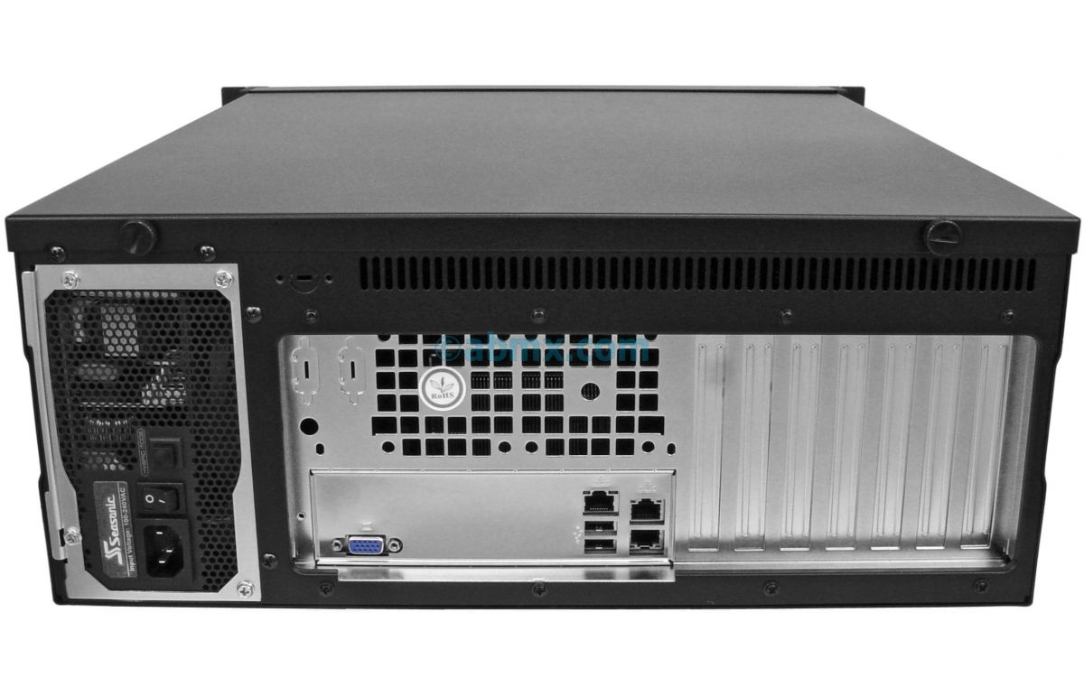 4U Rack Server - Dual Xeon Scalable-3