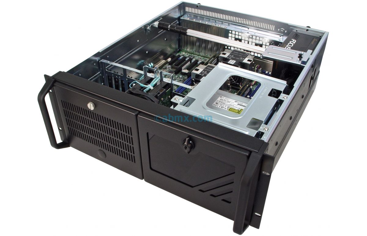 4U Rack Server - Dual Xeon Scalable-5
