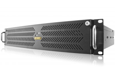 2U Mini Server - Xeon Scalable - 24V DC Power-front