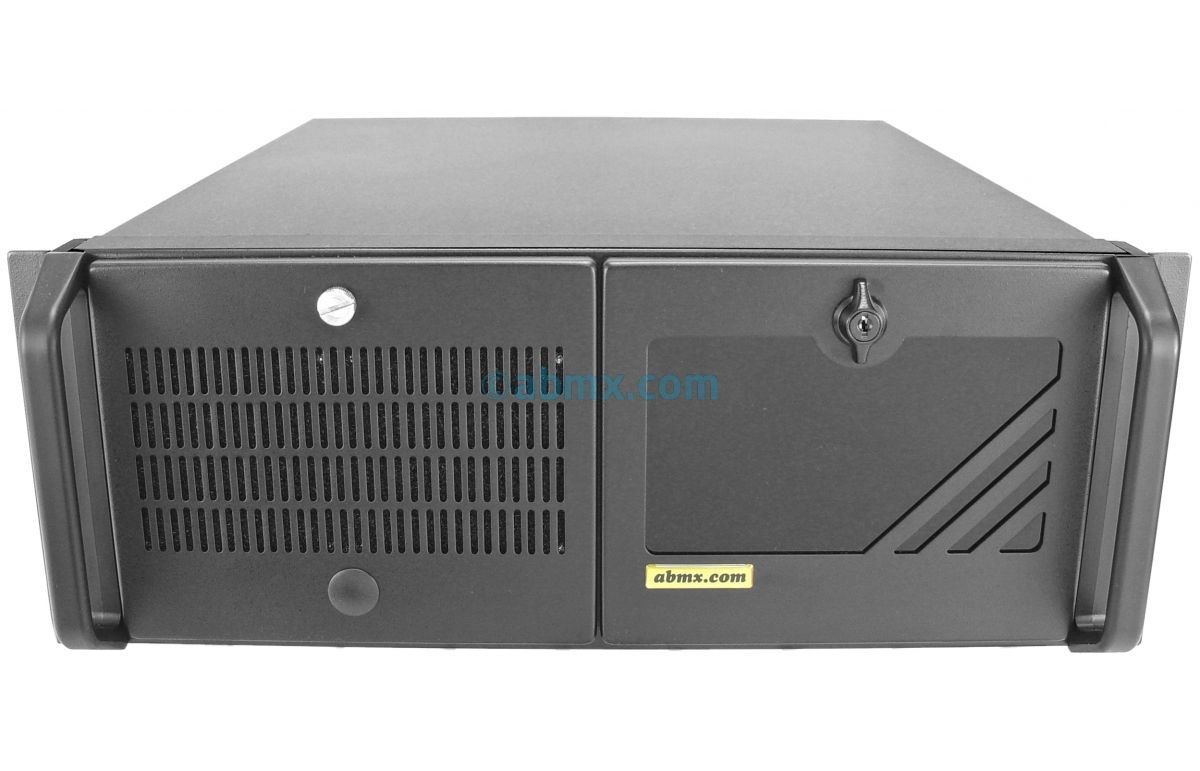 4U Rackmount Server - 24V DC Power-2