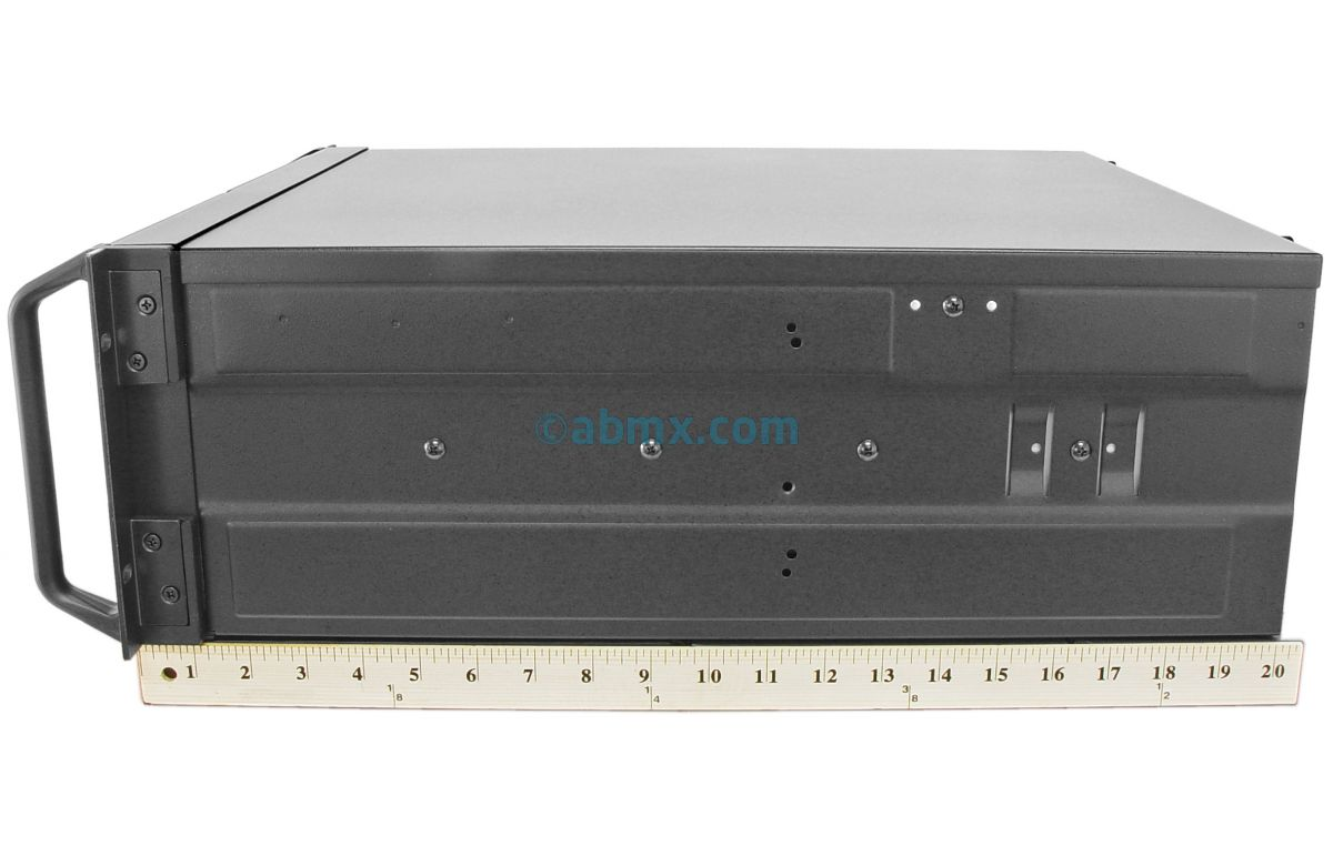 4U Rackmount Server - 24V DC Power-4