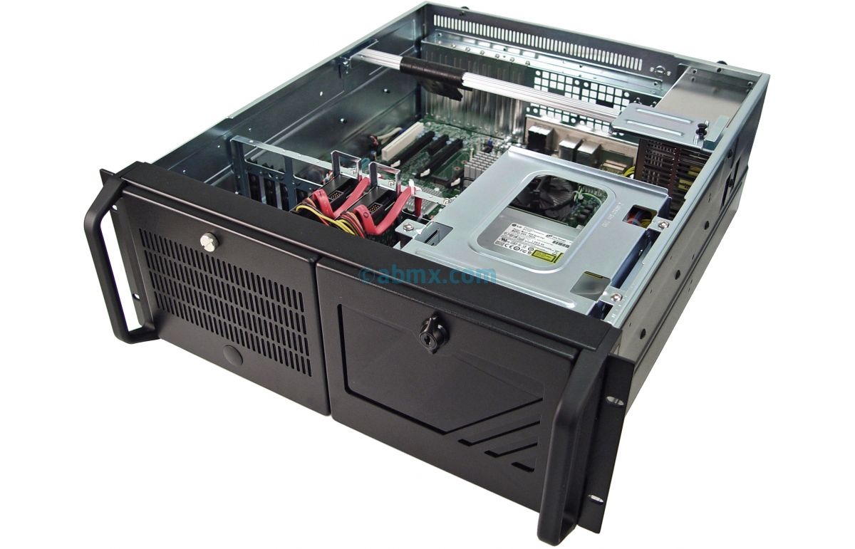 4U Rackmount Server - 24V DC Power-5
