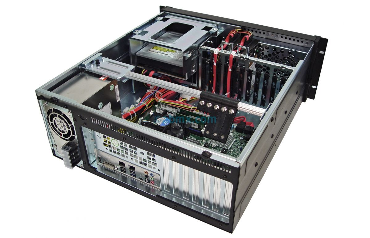 4U Rackmount Server - 24V DC Power-6