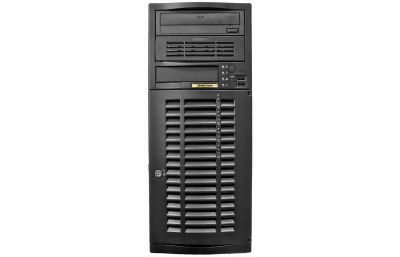 Tower Server - Xeon E5 - 4 Hot-swap Bays-front