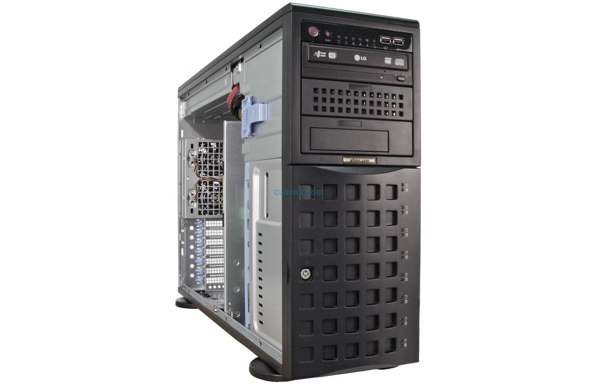 Tower Server - Dual AMD EPYC-2