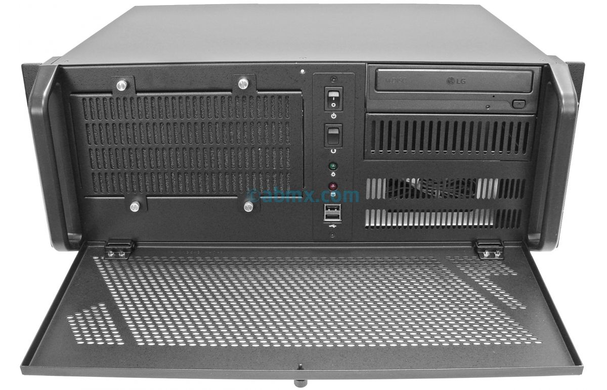 4U Server - Short Depth - Intel Scalable-8