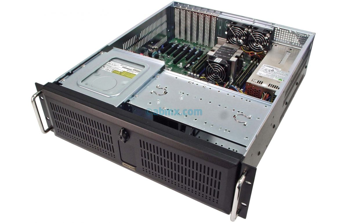 3U Rack Server - Xeon Scalable-5
