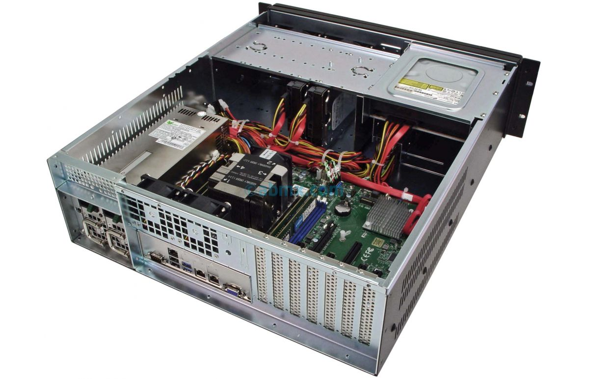3U Rack Server - Xeon Scalable-6