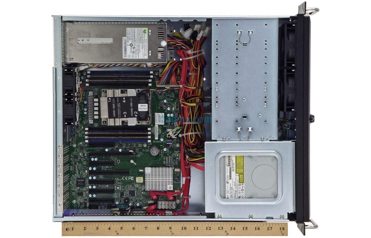 3U Rack Server - Xeon Scalable-7