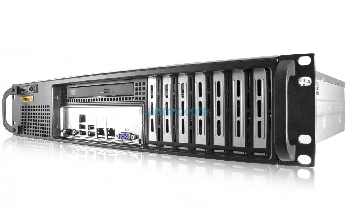 2U Short-Depth Server - Xeon Scalable - Front I/O-1