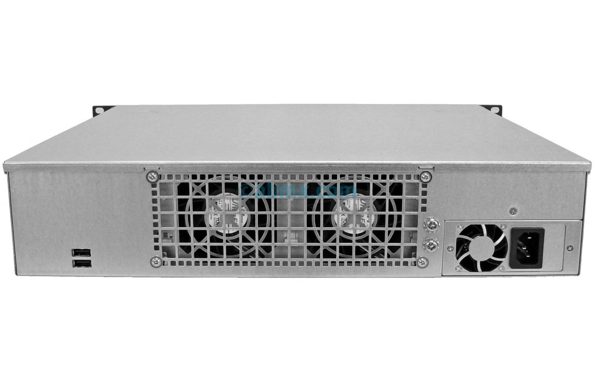 2U Short-Depth Server - Xeon Scalable - Front I/O-3