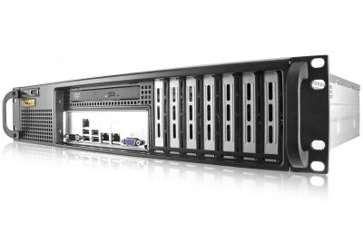 2U Short-Depth Server - Xeon Scalable - Front I/O-front