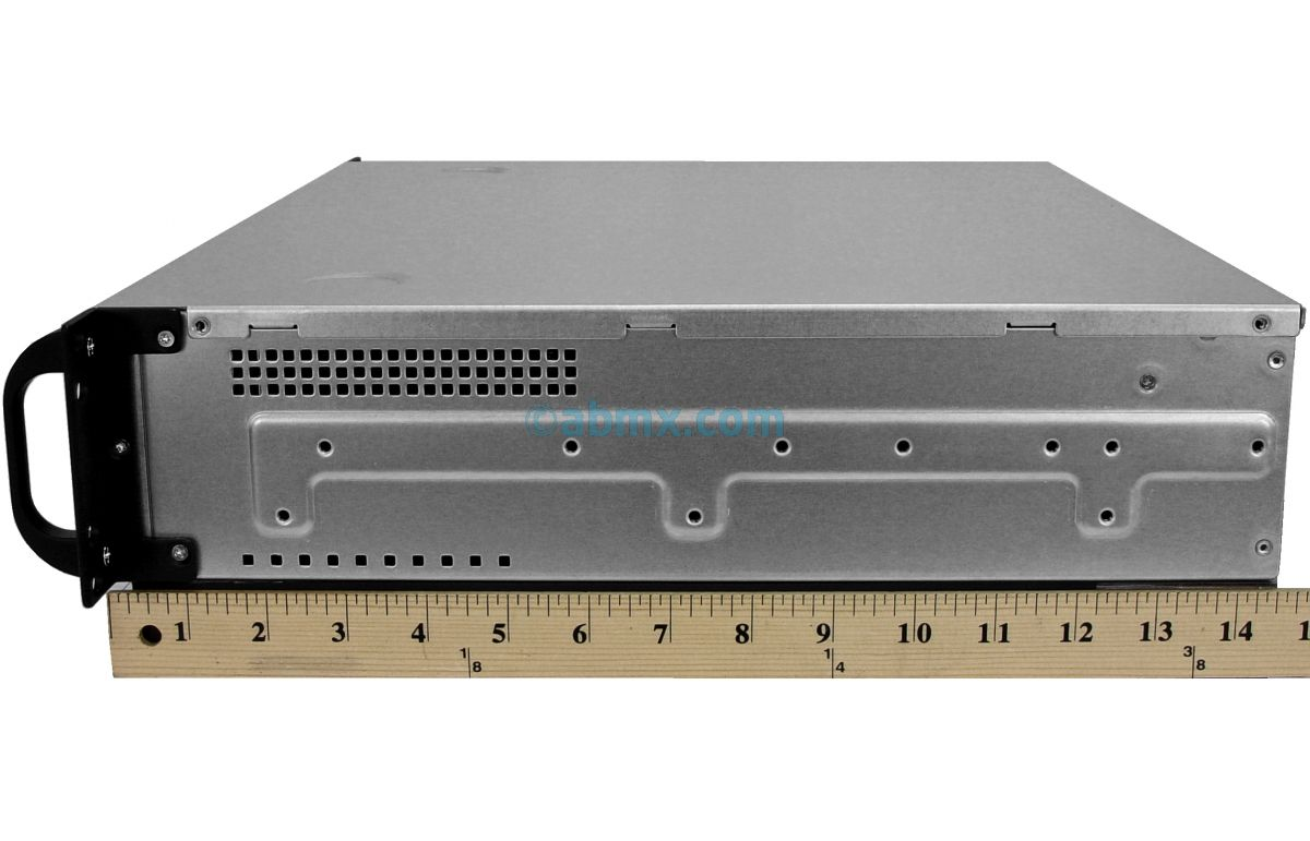 2U Short-Depth Server - Xeon Scalable - Front I/O-4
