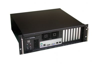 3U Mini Server - Front I/O - Xeon Scalable-front