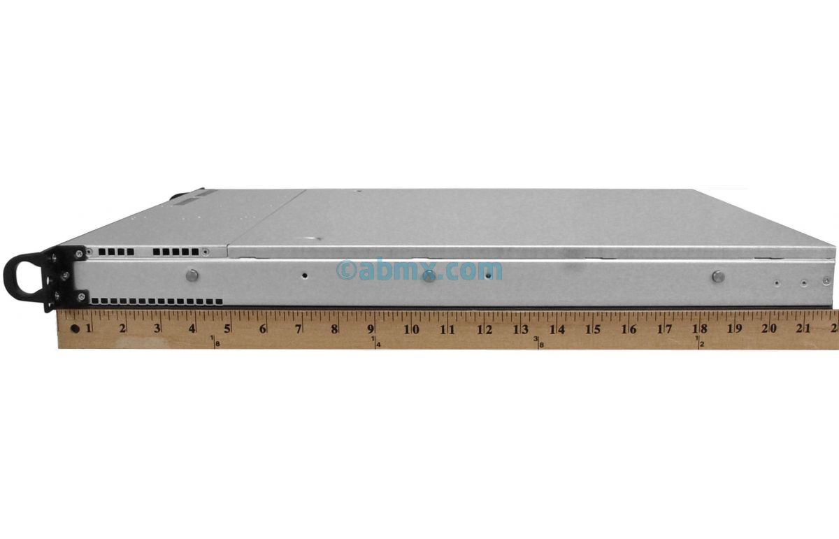 1U Rackmount Server - Xeon E - 4 x 2.5-inch Hot-swap Bays-4