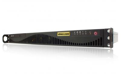 1U Video Server - Intel Scalable - GPU / Digital Signage Player-front