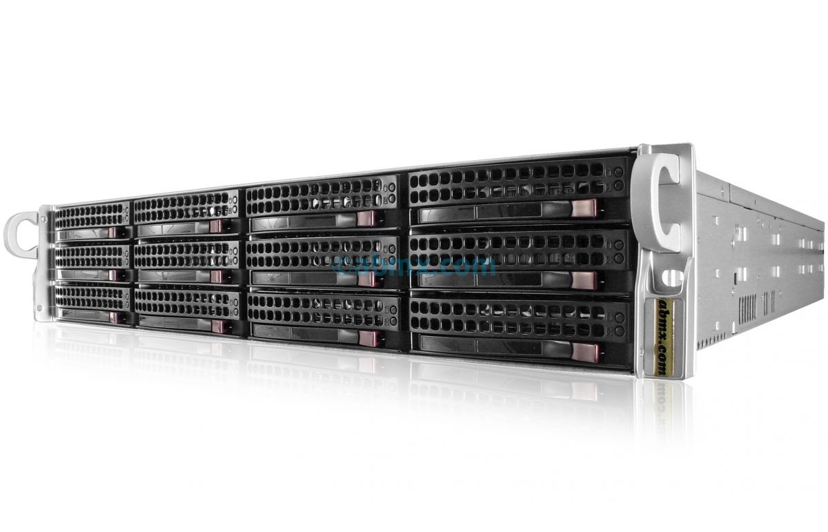 8TB - 168TB 2U NVR Surveillance Server-1
