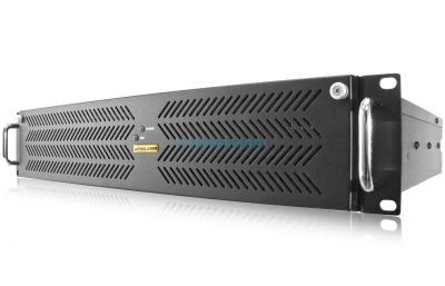 2U Mini Server - Xeon E - Up to 4 Fixed Bays-front