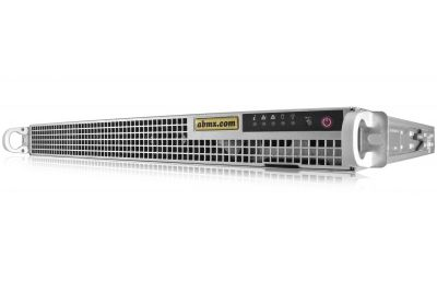 1U Mini Server - Xeon E - Redundant Power-front