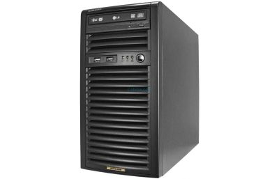 Tower Server - Xeon D (8-cores, 16-threads), Dual 10GbE-front