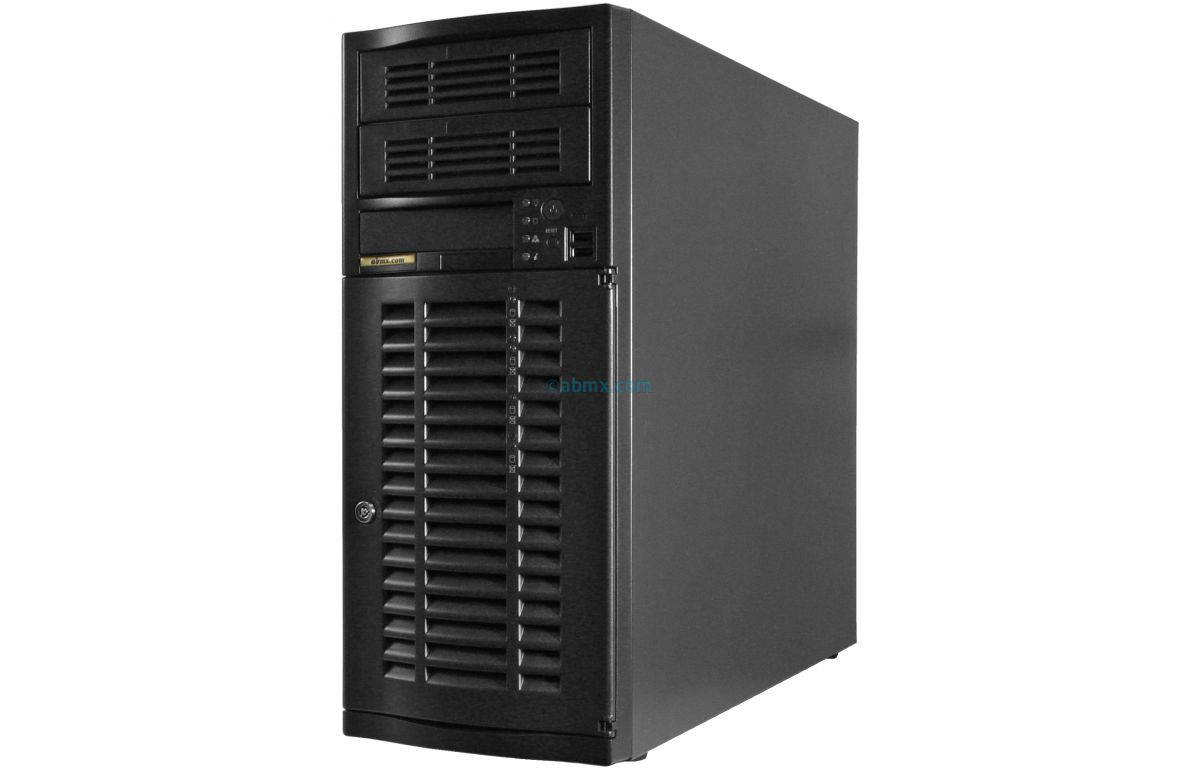 Tower Server - Xeon-E - 4 Hot-Swap Bays-1