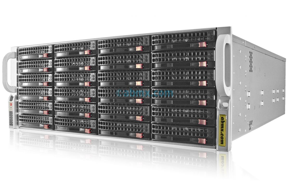 JBOD Storage Expansion - SAS3 12Gbps Backplane (Up to 792TB)-1
